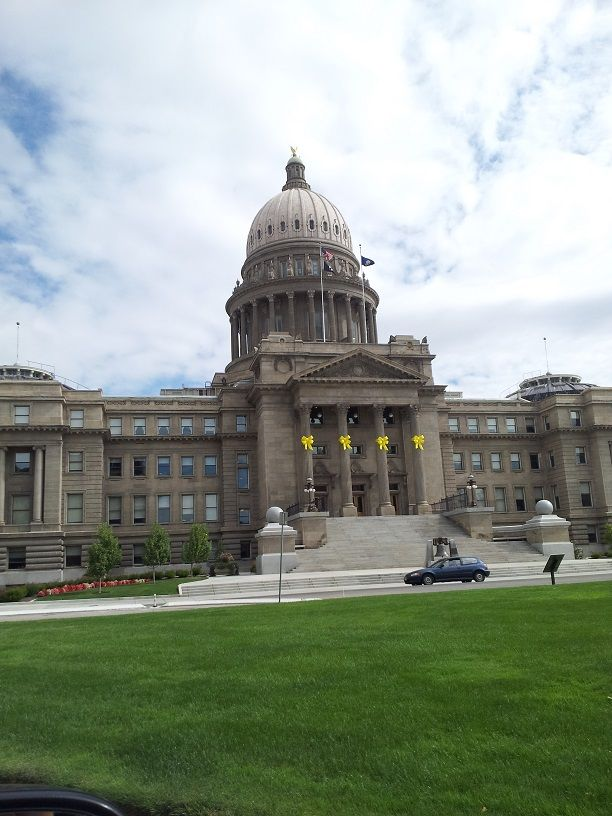 Boise is home to Idaho's state capitol
