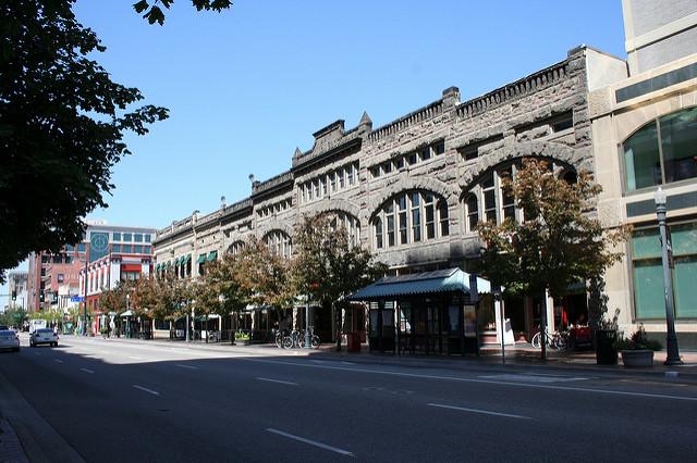 Union Block building