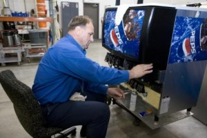 New facilities in Nampa included a modern equipment repair shop