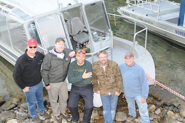 River Adventures--steelhead fishing HQ for 27 years!