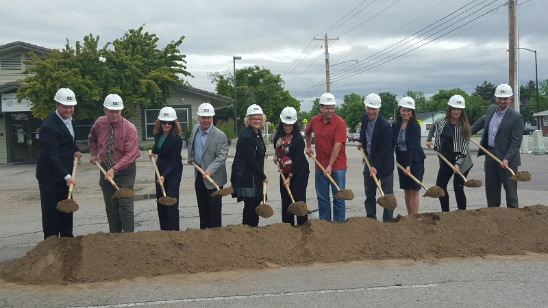 Ground is finally broken in June for the new gym and teen facility at the Boys and Girls Club in Meridian.