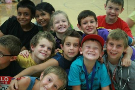 Kids get a chance to be kids and develop unique friendships at the Boys and Girls Club.