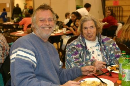 The foundation funds programs at the Boise Rescue Mission to help meet great basic needs.