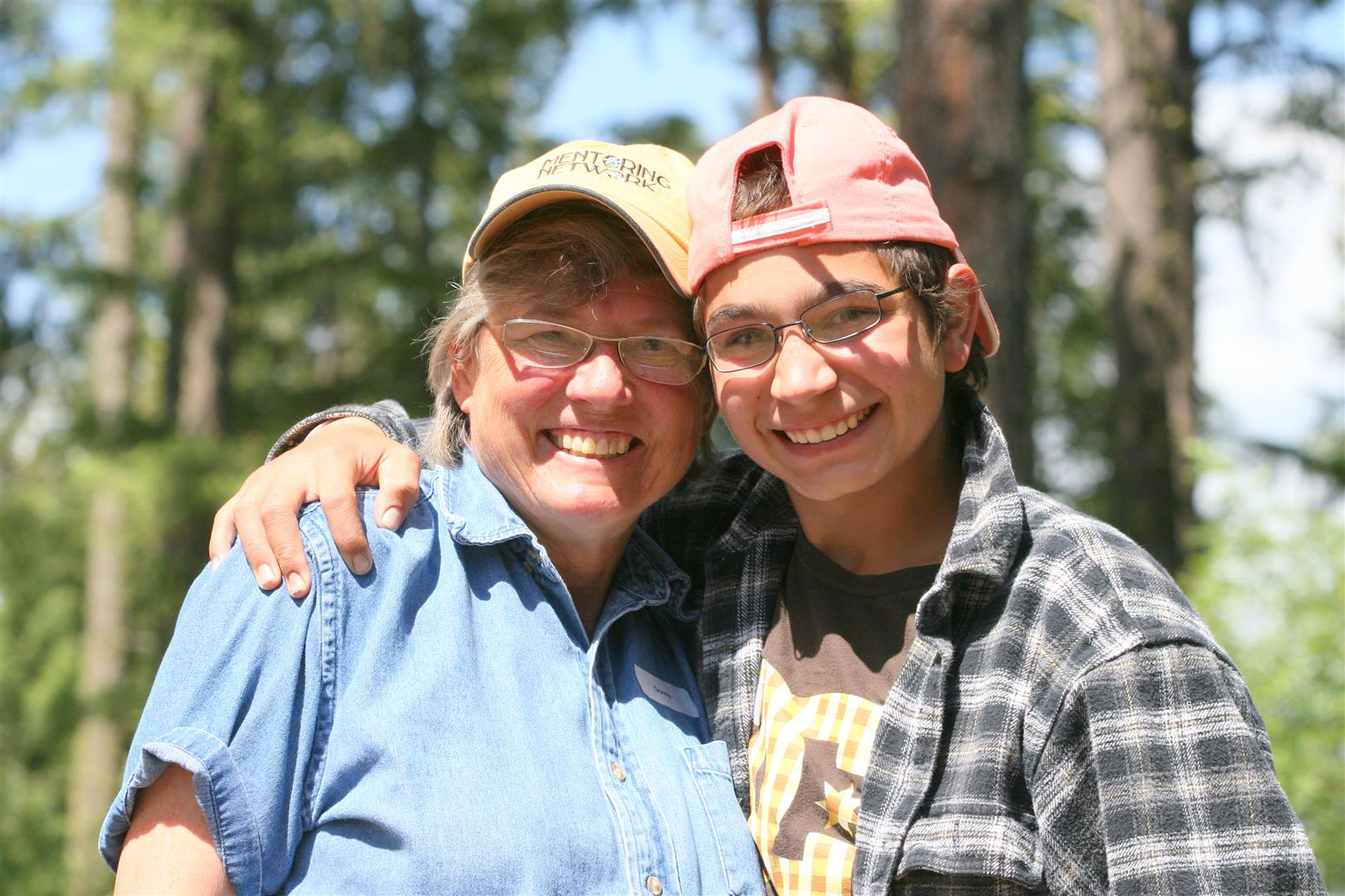 The Mentoring Network in Canyon County pairs adults and kids to gain better outcomes for at-risk youth.