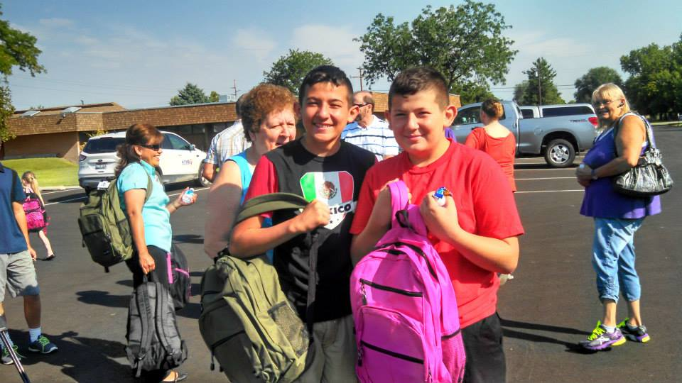 The foundation funded after-school and summer programs for kids at Mercy Housing's low-income housing developments in Nampa.